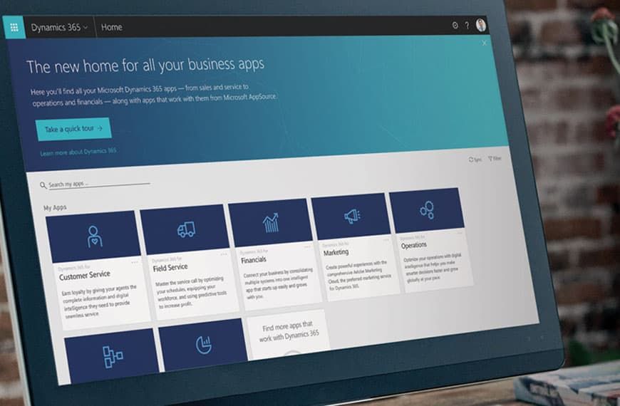 5 Things you need to know about Dynamics 365